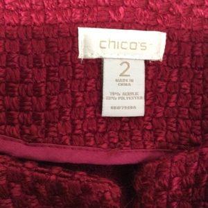 Chico's Jackets & Coats - Chico's textured jacket